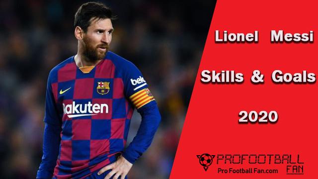 Lionel Messi 2020 Magical Skills & Goals 2019/20